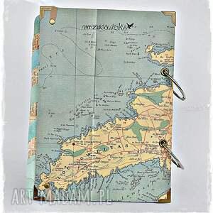 scrapbooking notesy podróżnik twój planner podróży / album