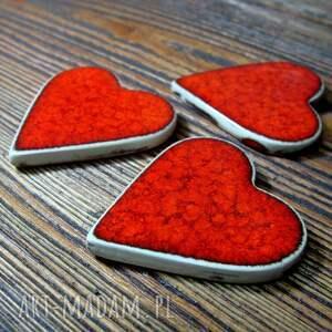 ślub podziękowania ceramiczne magnesy - podziekowania
