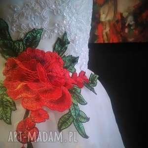 ślub folk suknia ślubna inspirowana
