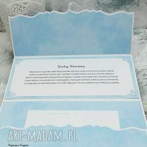 Papierowa P ślub: komplet ślubny - opakowanie na wino i kartka kopertówka - kartka-ślubna