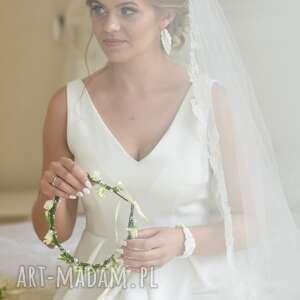 ślubny ślub komplet mirine milky
