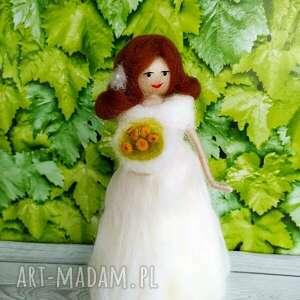 oryginalne ślub panna-młoda panna młoda. Dekoracyjna laleczka