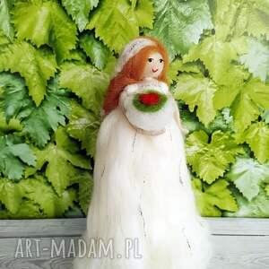 wyjątkowe ślub zaręczyny panna młoda. Dekoracyjna laleczka