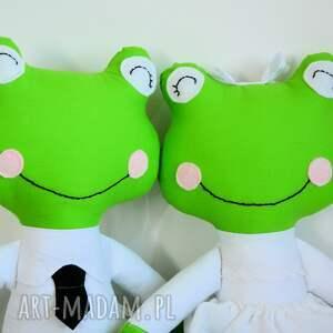 eleganckie ślub para ślubna - żabki