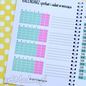 różowe ślub notes planer organizer ślubny panny