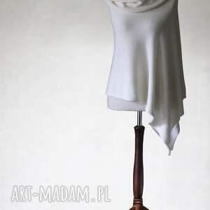 handmade ślub poncho z wełny merino i kaszmiru