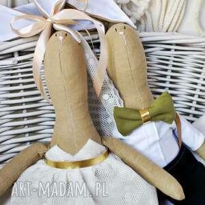gustowne ślub prezent dla pary młodej