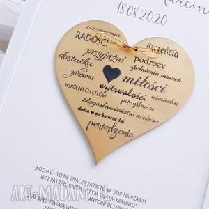 srebrne ślubny prezent, życzenia ślubne