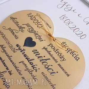 gustowne ślub upominek prezent ślubny, życzenia ślubne
