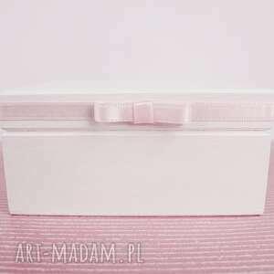 atrakcyjne ślub pudełko na obrączki - urokliwy