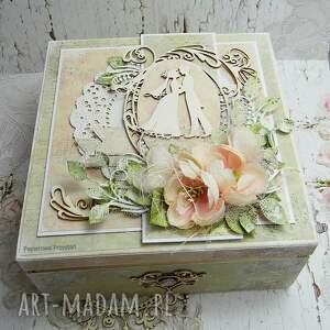ciekawe ślub pudełko ślubne - niezbędnik