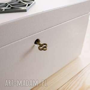 ślub pudełko rustykalne na koperty