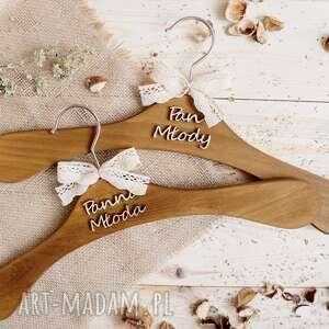 pudełko ślub rustykalny zestaw ślubny -