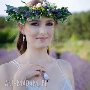wyraziste ślub ślubny sutasz - delikatny naszyjnik