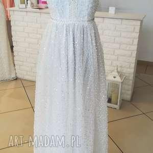 ślub suknia ślubna nowa, model z salonu