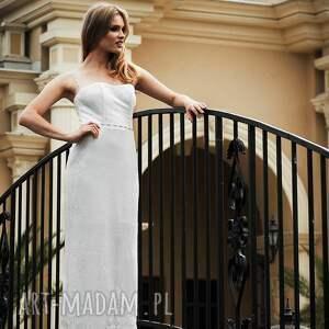 wyjątkowe ślub suknia ślubna ester nowa model