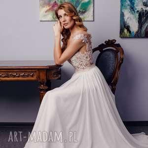 ślub suknia ślubna na miarę