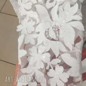ślub suknia ślubna w stylu boho, nowa
