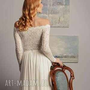 ślub sukniaślubna suknia ślubna szyta na miarę