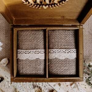 ślub obrączki zestaw ślubny