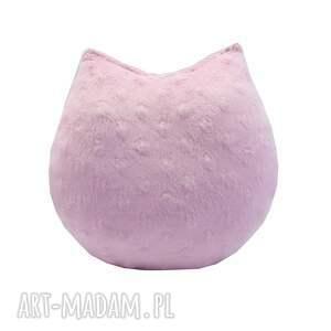 gustowne sowa coco, różowa, mozaika, na