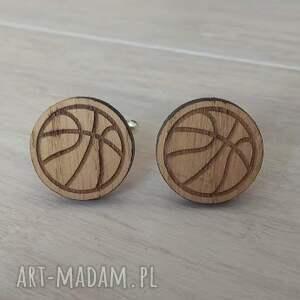 spinki do mankietów: Zamówienie specjalne - handmade drewniane