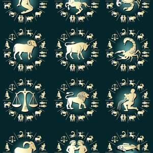 wyjątkowe spinki do mankietów znak zodiak
