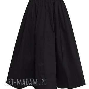frapujące spódnice spódnica czarna midi