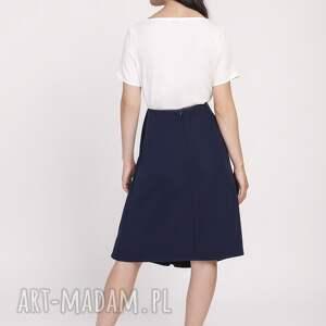 spódnice spódnica elegancka z efektownym