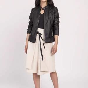 spódnice dopracy elegancka spódnica z efektownym