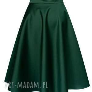 rozkloszowana spódnice spódnica z połowy koła kwintesencja