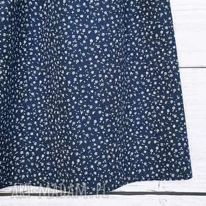 niebieskie spódnice granatowa-spódniczka klasyczna granatowa spódniczka