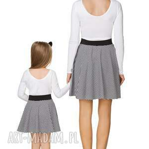spódnice spódnica komplet dla mamy i córki -