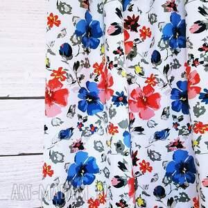 niebieskie spódnice spódnica do ziemi maxi spódnnica w piękne