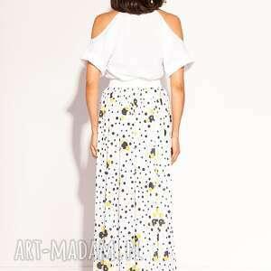 ciekawe spódnice groszki spódnica donna