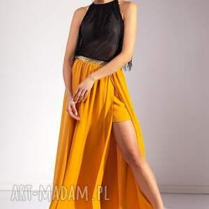 ręcznie robione spódnice maxi spódnica huruma