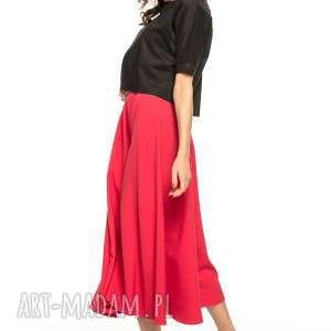 spódnice midi przepiękna spódnica z tkaniny