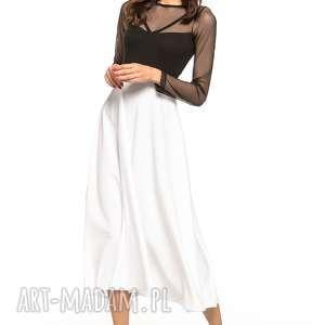 niebanalne spódnice spódnica midi, t260
