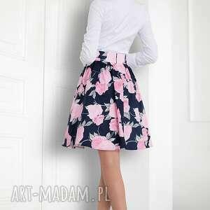 hand-made spódnice spódnica rozkloszowana w