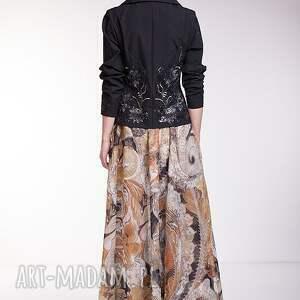moda spódnice beżowe spódnica soledad