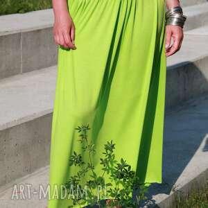 długa spódnice spódnica /sukienka lejąca się maxi