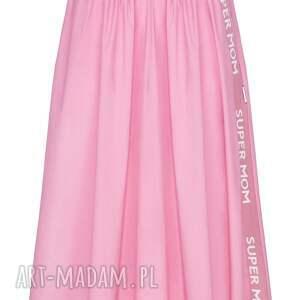 handmade spódnice midi spódnica super mom