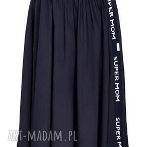 trendy spódnice midi spódnica super mom