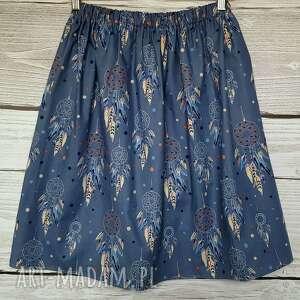kolorowe spódnice póra spódniczka w łapacze