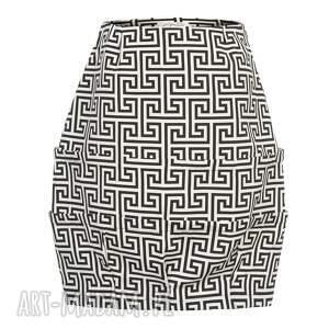 De La Fotta wyjątkowe spódnice elegancka w tej spódnicy zawsze będziesz wyglądać