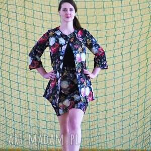 De La Fotta ręczne wykonanie spódnice elegancka wyjątkowa, ekstrawagancka