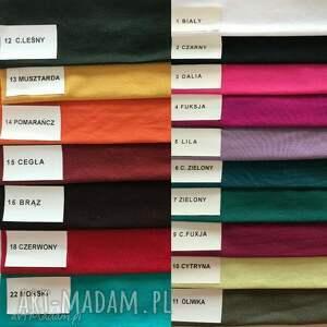 hand-made spódnice spódnica zwiewna lejąca się długa