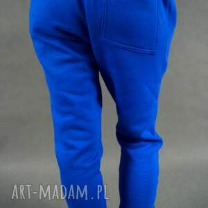 dresowe spodnie baggy lil yo chaber
