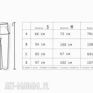 ręczne wykonanie spodnie na joge dresowe damskie - butelkowa