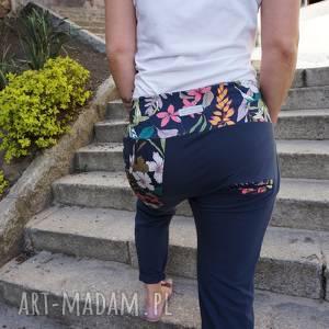 spodnie joggery komplet damski bluza